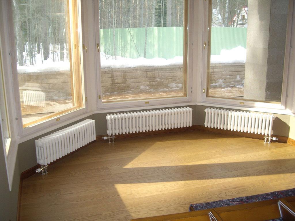 Установка радиаторов отопления - Киев и Киевская область
