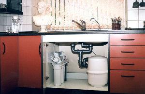Установка фильтров для воды - Киев и область