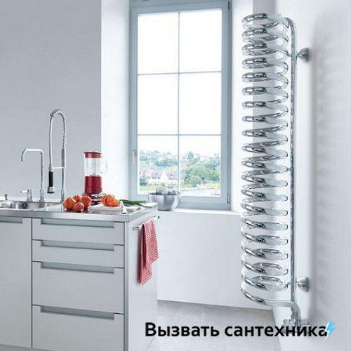 Сантехник Киев, установка радиаторов отопления