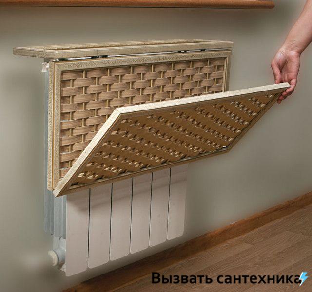 Замена батарей отопления - Киев и Киевская область